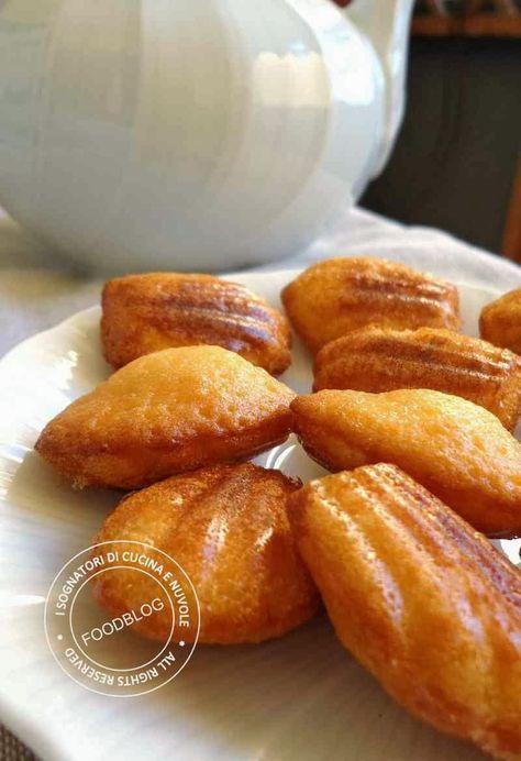 Che vi devo dire sulle madeleine ? Quello che dicono tutti? Che sono i dolcini francesi cari a Marcel Proust ne Alla ricerca del tempo perd...