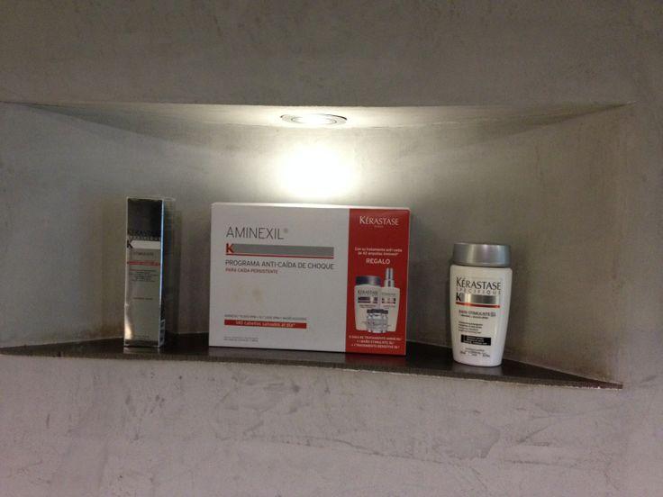 Programa de tratamiento anticaida de Kerastase…  www.hairestudio.com