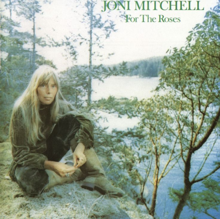 Fall of 1972 - many of us only were listening to FM radio by this year -- and they often had 'leaked' copies of tracks from up and coming soon to be released LPs - such was the case by fall of 1972 and we got to hear some of Joni Mitchell's upcoming LP 'For The Roses' -- You Turn Me On, I'm A Radio would go on to be among her biggest hits.