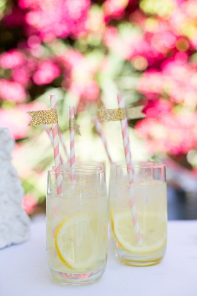 Wedding cocktails: http://www.stylemepretty.com/california-weddings/palm-springs/2014/09/16/glamourous-palm-springs-wedding-at-the-parker-palm-springs/ | Photography: Mi Belle Photography - http://mibelleinc.com/connect/
