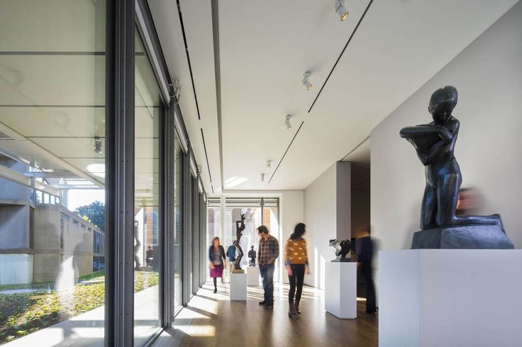 Inaugurated on November 16 and designed by Renzo Piano, the new home for the Harvard Art Museums provides greater access to the collections for students, faculty, scholars, and the public.