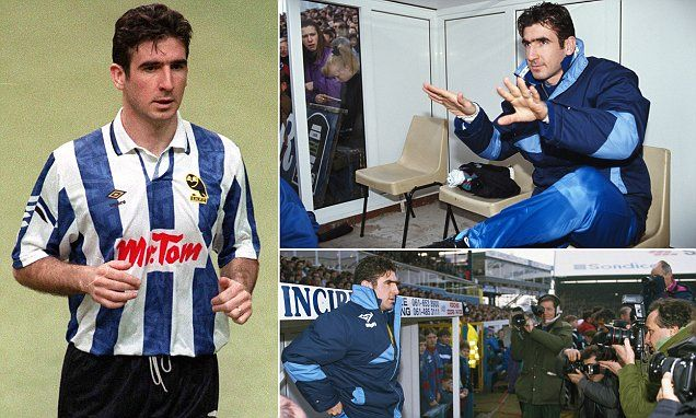 How Eric Cantona ended up at Leeds after trial at Sheffield Wednesday