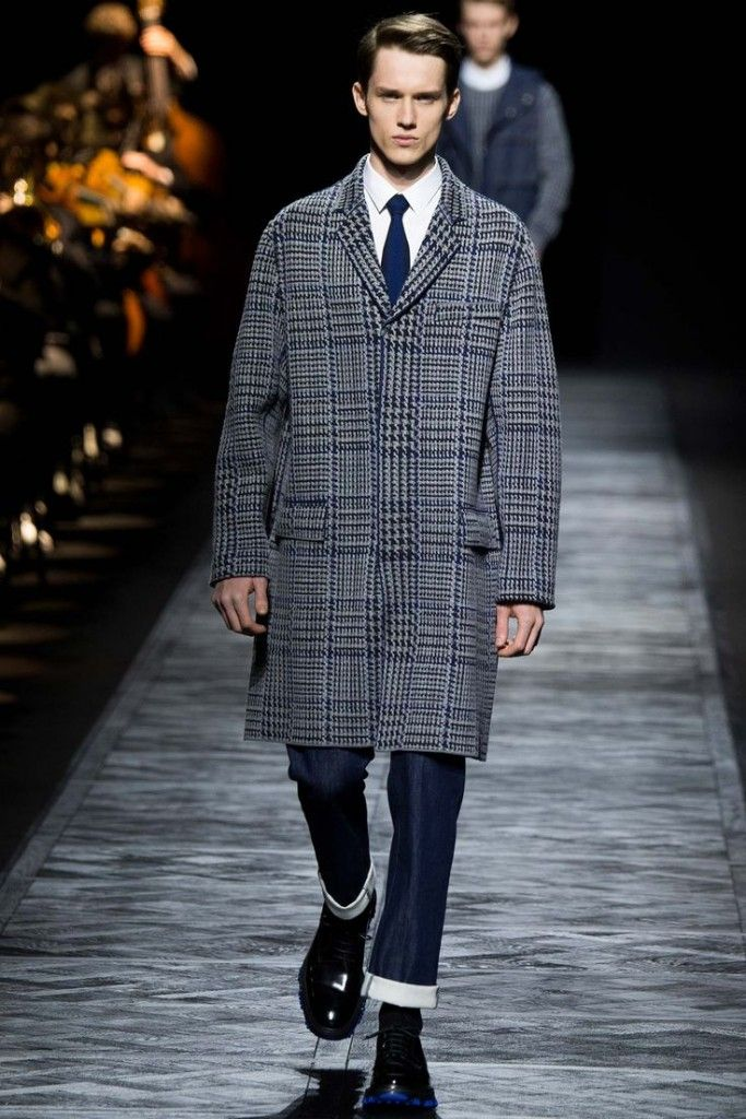 2015 - 2016 Sonbahar - Kış Erkek Modası