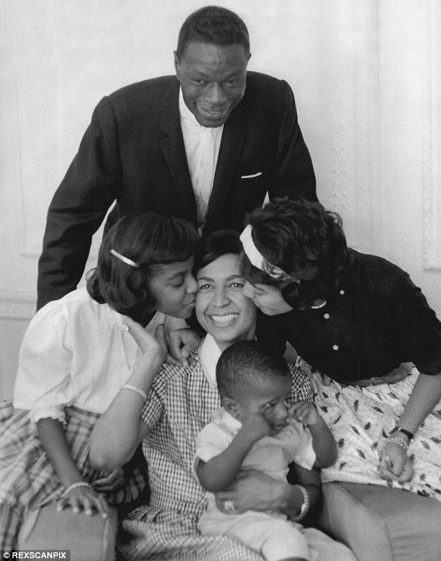 Nat King Coles Son | ... , Nat King Cole fought back through music, says his daughter Natalie