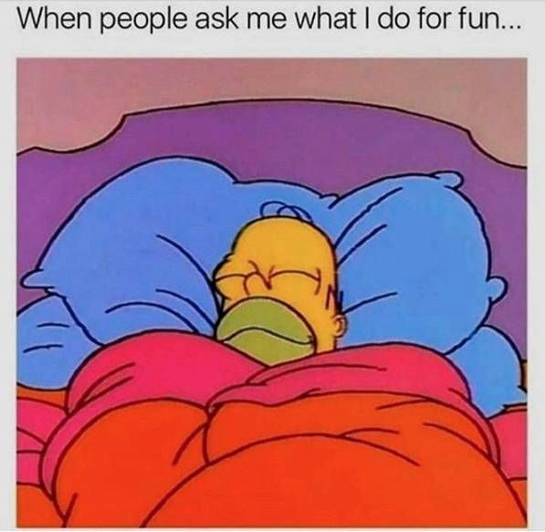 25 Best Homer Simpson In Bed Memes Annoy You Memes Angry Homer