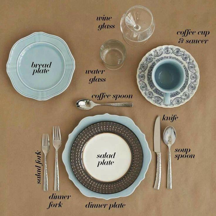 Best 137 Dining Etiquette images on Pinterest | Dining etiquette ...