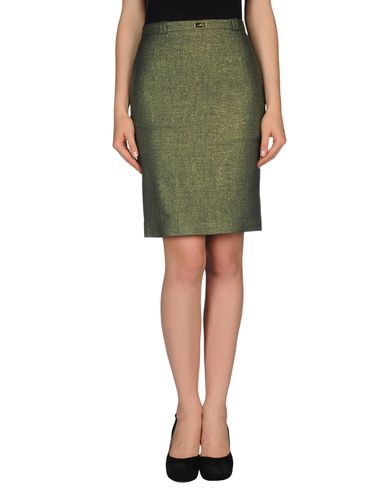 JOHN RICHMOND Knee Length Skirt. #johnrichmond #cloth #knee length skirt