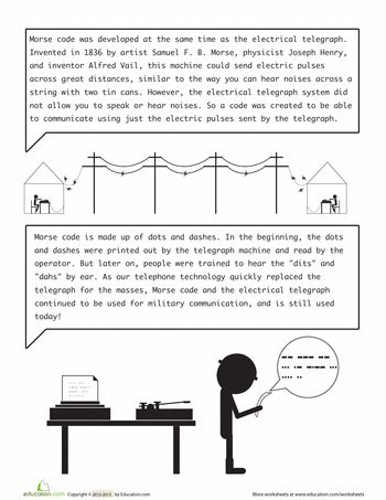 80 best Morse Code images on Pinterest Languages, Morse code and - sample morse code chart