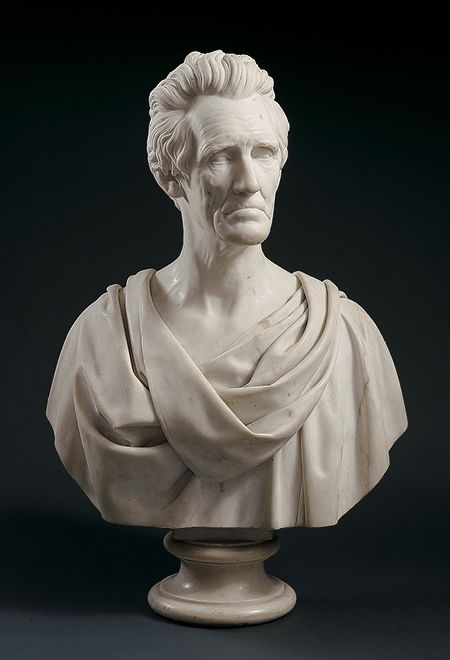 A paper on hiram powerss statue the greek slave