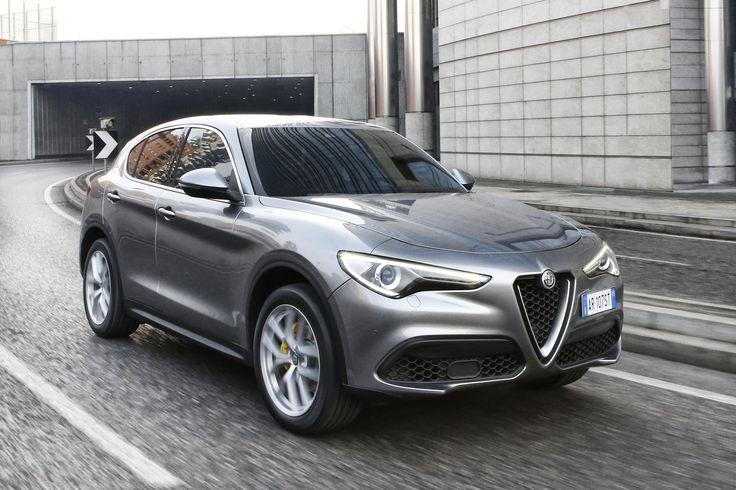 SUV? Stelvio. AWD? Stelvio. Alfa Romeo STELVIO!!!