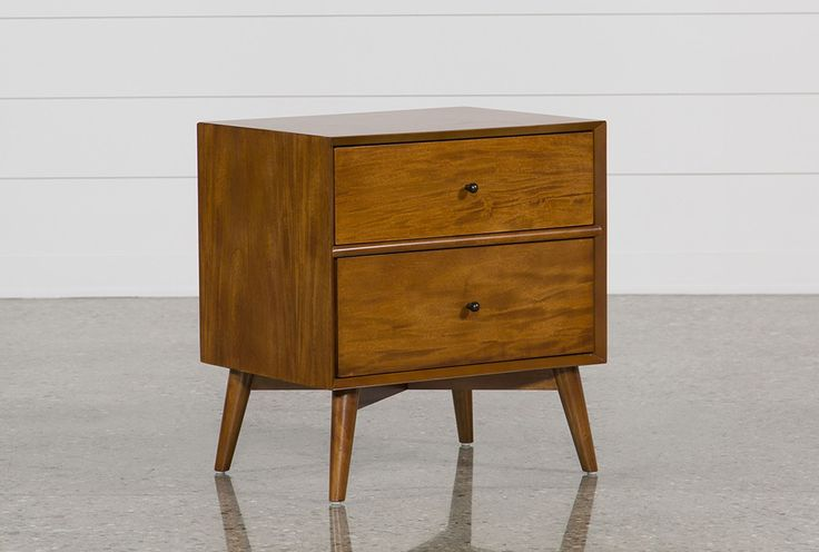 Alton Cherry Nightstand