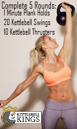 Kettlebell Exercises | Kettlebells Workouts Online - Kettlebell Kings