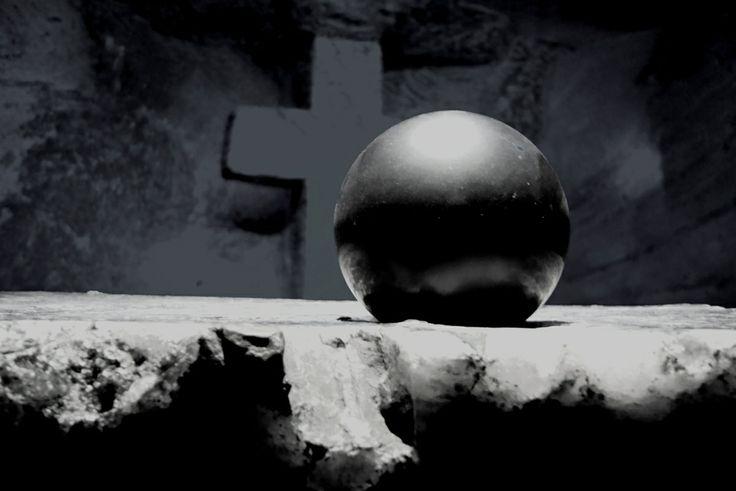 Fotografías de intervenciones en la Catedral de Sal, Zipaquirá, Cundinamarca, Colombia - Jorge Restrepo, 2012