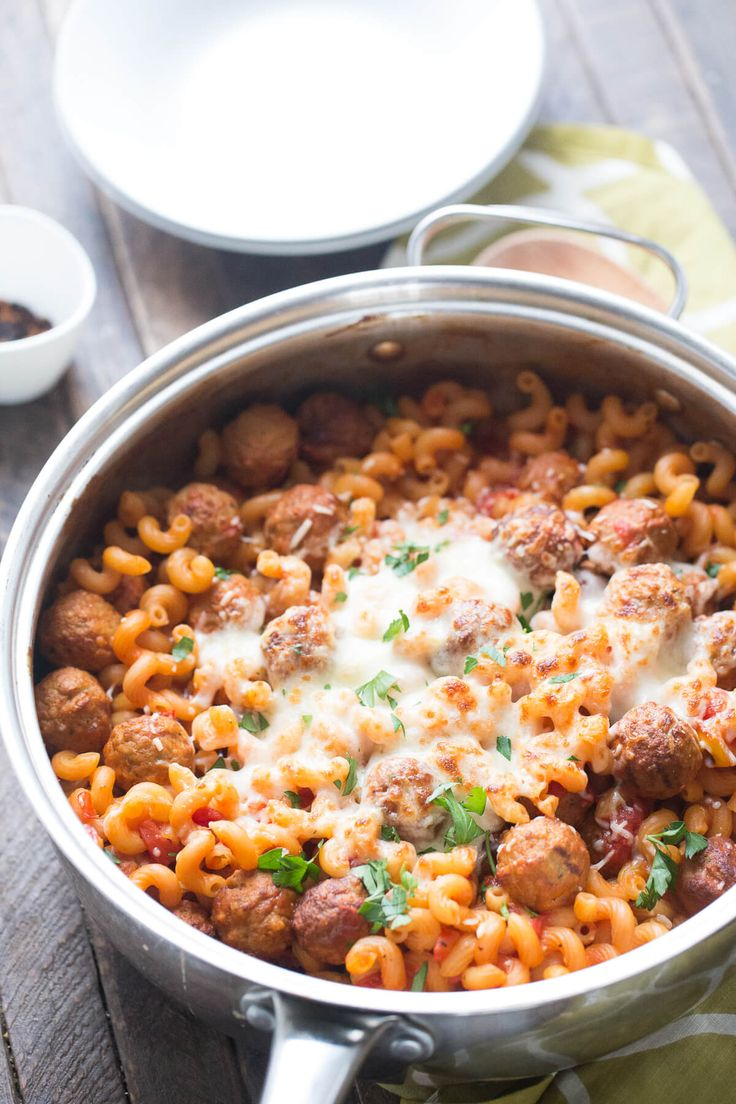 This recipe for Skillet Meatball Lasagna is the perfect alternative for when you're looking for delicious Italian flavor but don't have a ton of time to cook. Ready in just 30 minutes, this one-pot dish will be a welcomed addition to your dinner menu!