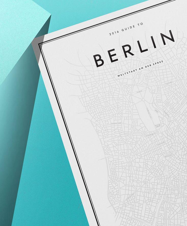 My Guide to Berlin   Olsson & Gerthel