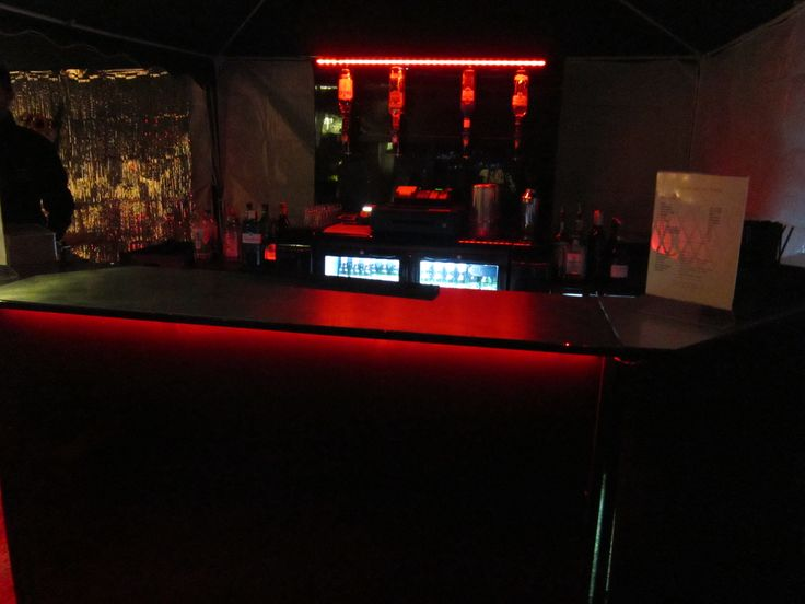 Red Mobile Bar