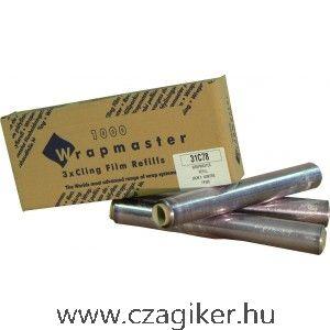 Wrapmaster pvc fólia (folpack)