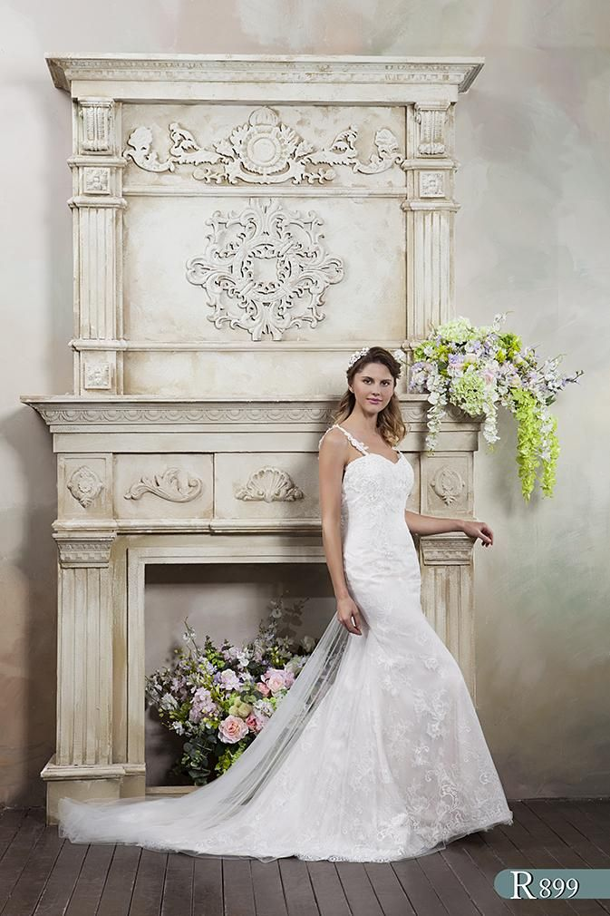 Beautiful Wedding Dress By White Rose Available At Belles Of Otley