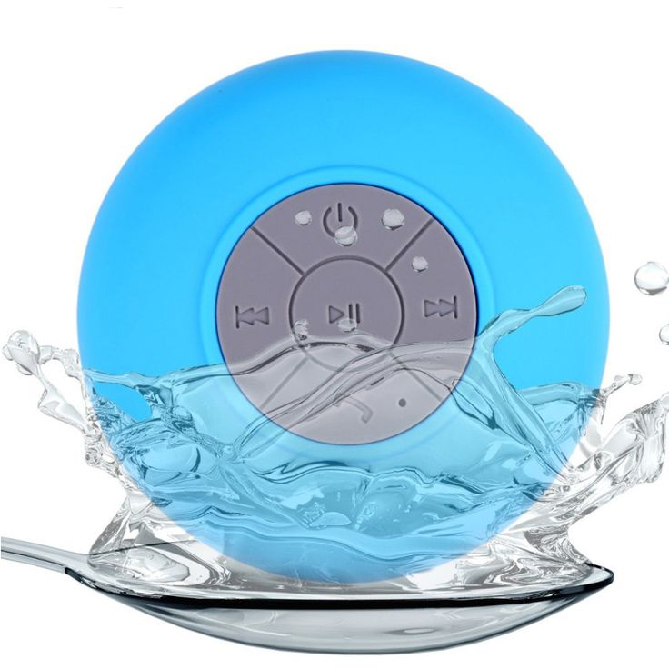 Cheap Impermeable Altavoces Bluetooth Wireless Ducha Música Mp3 Coche Reproductor de Audio Manos Libres Call Music Succión Mic Para Android IOS Teléfono, Compro Calidad Altavoces directamente de los surtidores de China:                                         impermeable altavoz bluetooth altavoces a prueba de agua caja impermeable barco