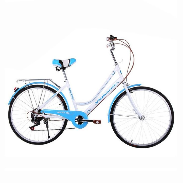 151.80$  Buy here - http://ali0j4.shopchina.info/go.php?t=32795549988 - 7 speed 24 inch wheels bicycle High carbon steel bike for girl bicycle student variable  Hybrid Bike  #aliexpresschina