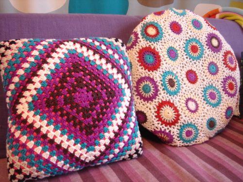 並べてつなげて楽しいモチーフ編み♡初心者でも楽しくできるよ