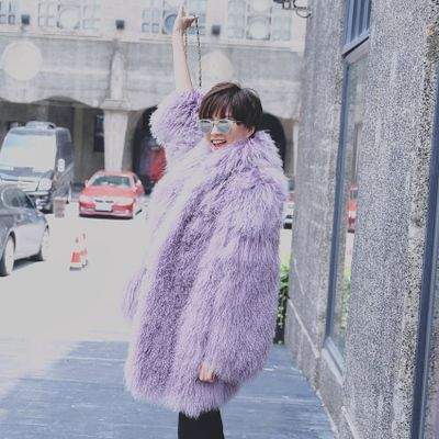 Cheap fur coat sheep, Buy Quality real fur jacket directly from China winter…