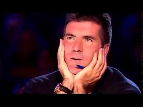 ALICIA KEYS MAKES SIMON COWELL CRY Girl On Fire Not Ever A King Live Send Me An Angel Music Video