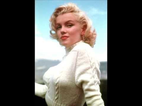 Marilyn Monroe - Bye Bye Baby [With Lyrics] - YouTube