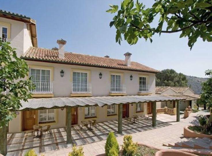 Villa in the hills of Málaga, Spain.