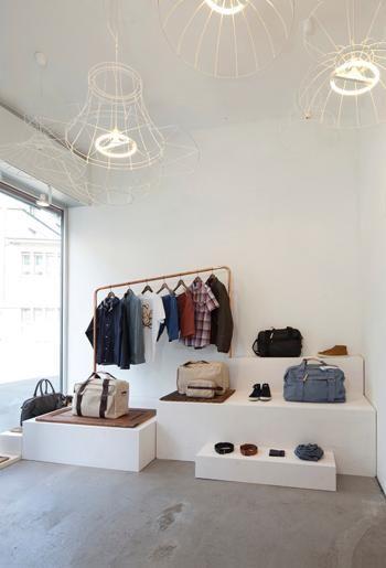 Sartoria Vico @ makingthings // Zurich | lovely shop+cute owners | #sartoriavico #shop #switzerland #zurich #retailer #enjoy #knitwear