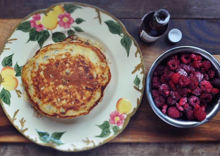 Buttermilk Seed Pancakes | Food and drink | Pinterest