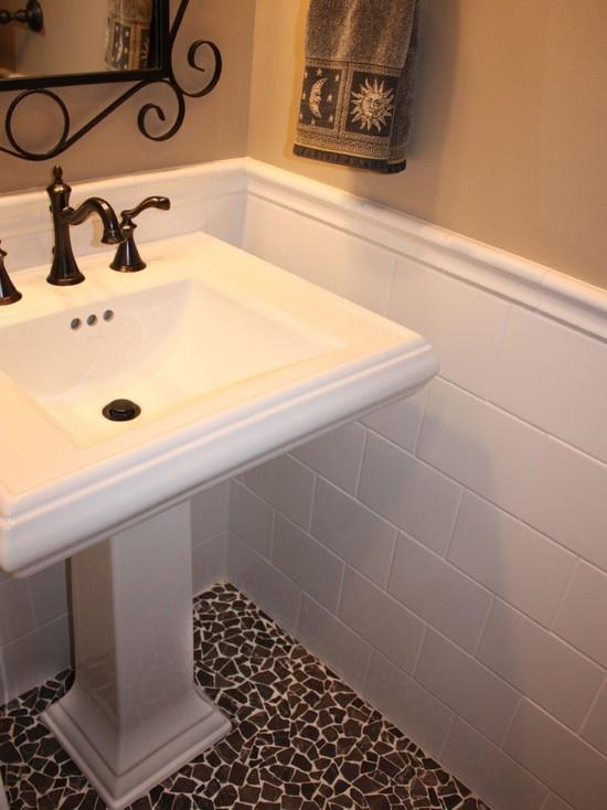 49 Best Powder Room Images On Pinterest Bathroom