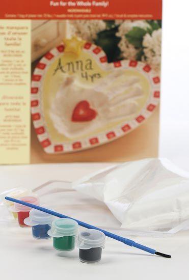 Plaid Faster Plaster Hand Print Mold Keepsake Kit