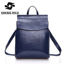 Famous Brands 2017 Genuine Leather Bags Women High Quality Female Backpack Girls School  Backpacks Cover mochila bolsa feminina     Tag a friend who would love this!     FREE Shipping Worldwide     Get it here ---> http://fatekey.com/famous-brands-2017-genuine-leather-bags-women-high-quality-female-backpack-girls-school-backpacks-cover-mochila-bolsa-feminina/    #handbags #bags #wallet #designerbag #clutches #tote #bag