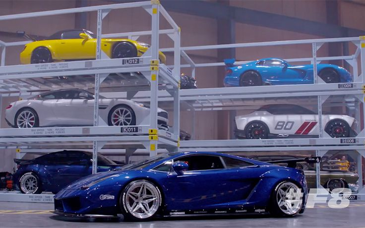The only S2000 in Fast 8.   Note, too, the Nissan IDX concept in the background.