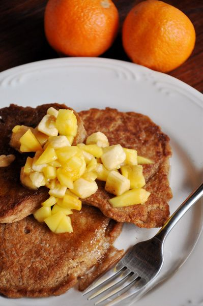 mark bittman's vegan coconut pancakes