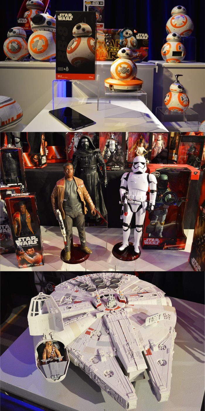 Here's a Preview of All the New Star Wars Toys to Obsess Over