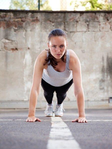 Burpees: quemador de grasa y la construcción de músculo con un solo ejercicio