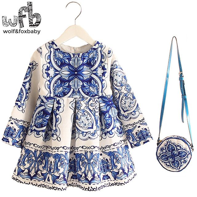 Cheap cute kids, Buy Quality girls summer directly from China baby girl  summer Suppliers: Retail Dress+Bag/set New Cute Kids Baby Girl Summer  Spring Fall ...