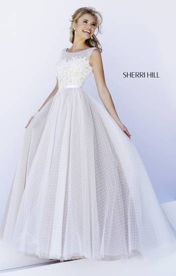 This is a prom dress from Sherri Hill. Its sooo elegant.