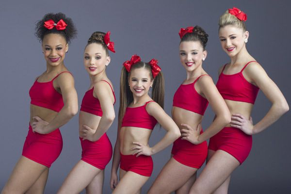 Dance Moms' Maddie Ziegler Wants To Be A Movie Star After Sia Video   OK! Magazine