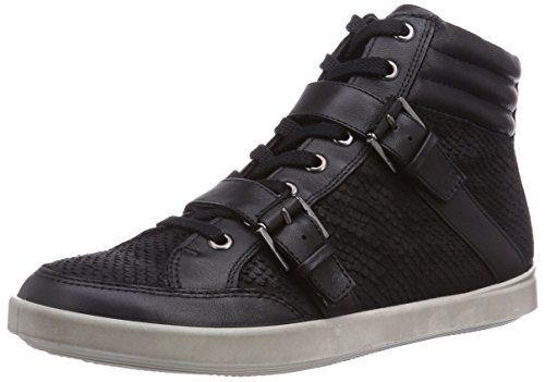 Ecco Aimee Black/Black Feather/Clodin, Damen Hohe Sneaker... https://www.amazon.de/dp/B00N3PR32C/ref=cm_sw_r_pi_dp_x_YsvXybCJH279T