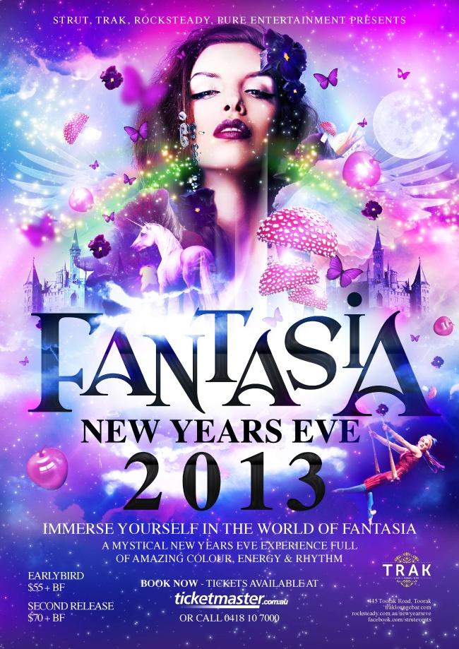 Strut Presents Fantasia NYE