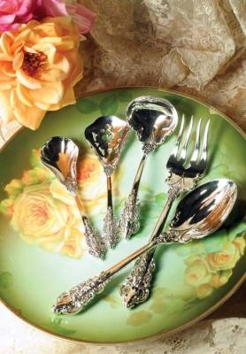 Baroque cutlery...