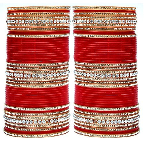 VVS Jewellers Indian Bollywood Designer White Stone Red C... https://www.amazon.com/dp/B072LVDCGL/ref=cm_sw_r_pi_dp_x_zy6jzbEH0AAEP