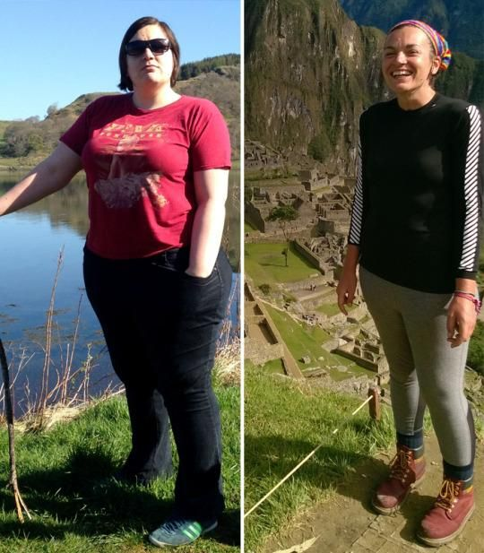 I Lost 140 Pounds So That I Can Travel the World