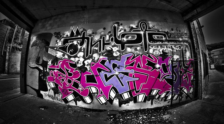 Some graffiti pics