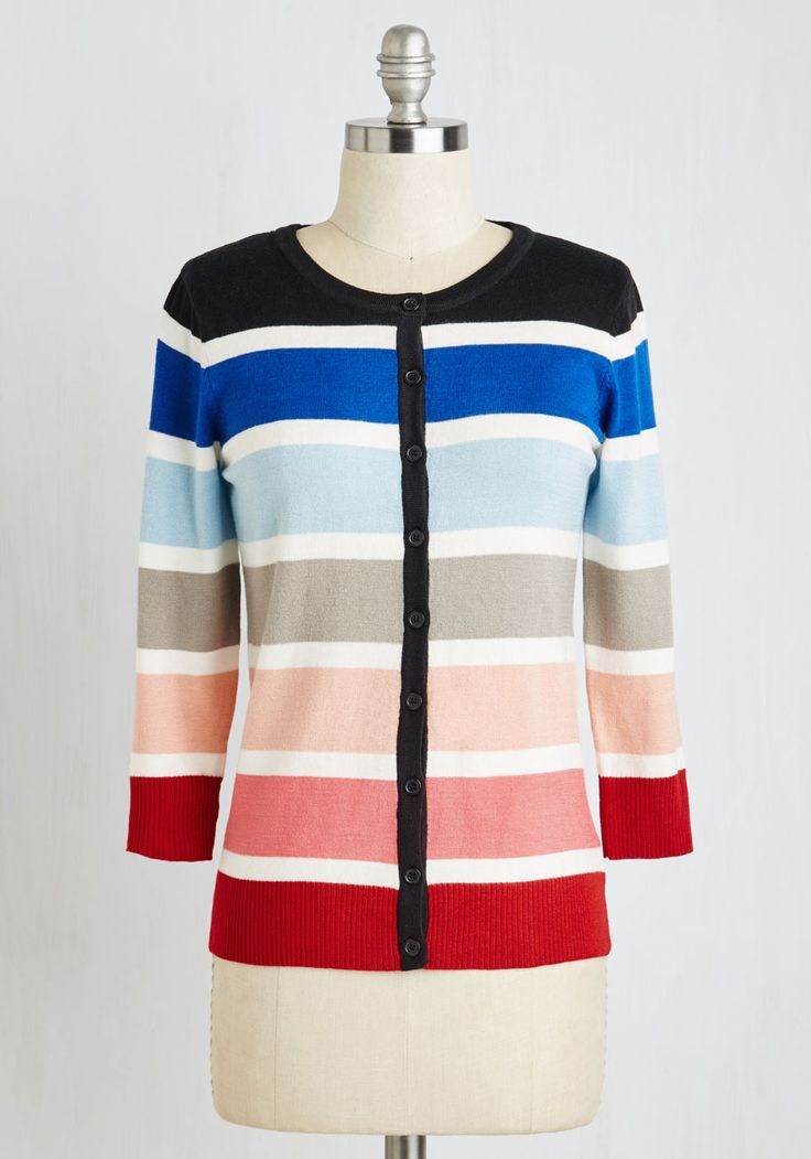 Standout Room Only Cardigan, #ModCloth