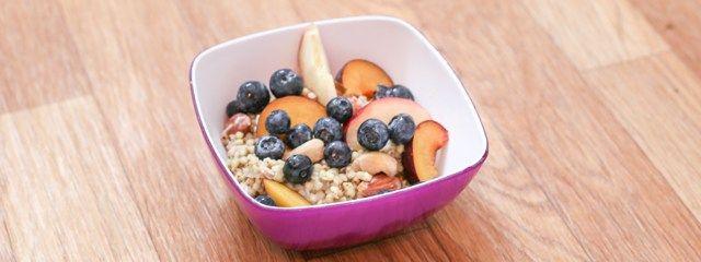 Buchweizenbrei (Kasha) – ein glutenfreies Frühstück – Healthy Habits
