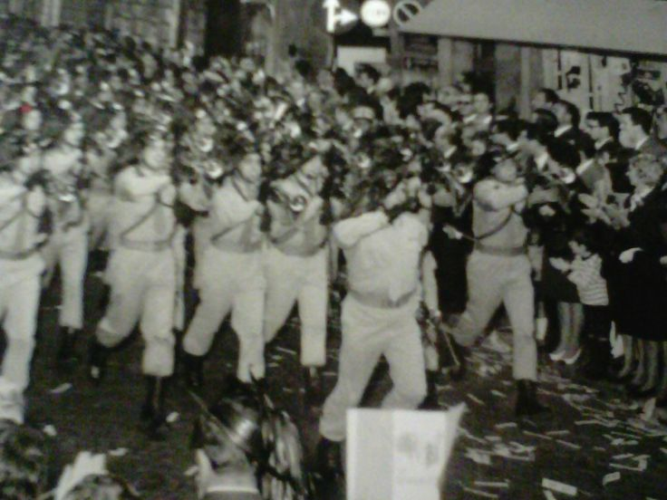 Prima sfilata Vicenza...1966